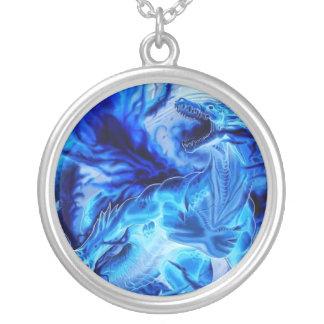 blue dragon custom jewelry