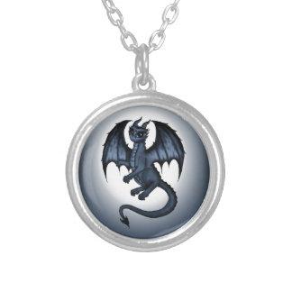 blue Dragon Custom Necklace