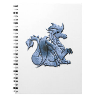 Blue Dragon  Notebook