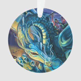Blue Dragon Rider