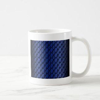Blue Dragon Scales Coffee Mug