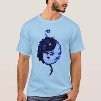 Blue Dragon Unity Symbol T-Shirt