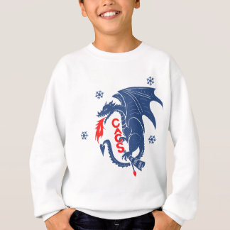 Blue Dragon Youth Sweatshirt