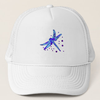 Blue Dragonfly Gifts by Sharles Trucker Hat
