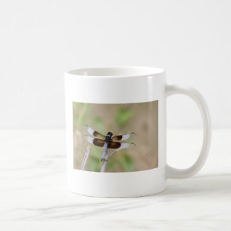 Blue Dragonfly III Mug