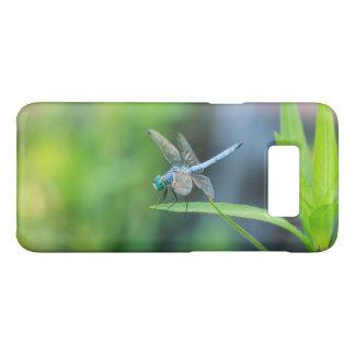 Blue Dragonfly Samsung Galaxy S8 case