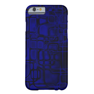 Blue Dream Vision Art Barely There iPhone 6 Case
