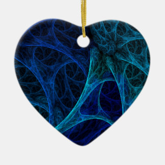 Blue Dreams Christmas Ornament