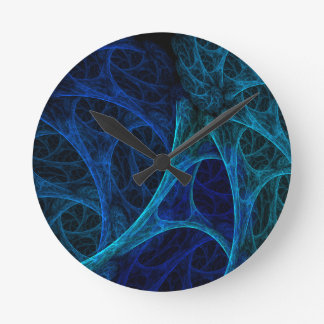 Blue Dreams Clock
