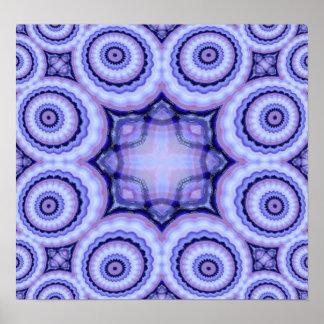 Blue Dreams Digital Art Posters