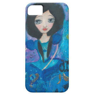 Blue Dreams Iphonecase iPhone 5 Case