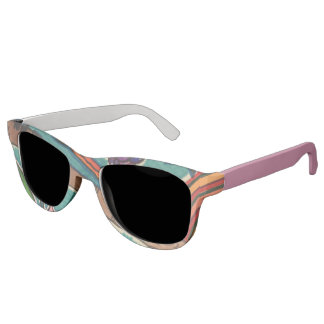 Blue dreams sunglasses