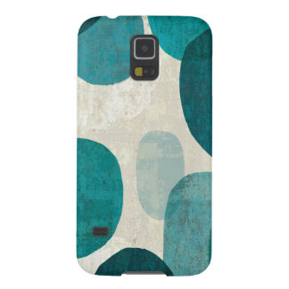 Blue Drips Galaxy S5 Cases