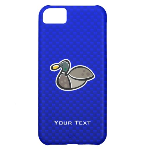 Blue Duck Cover For iPhone 5C