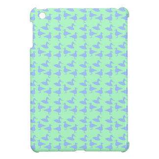 Blue ducks iPad mini cases