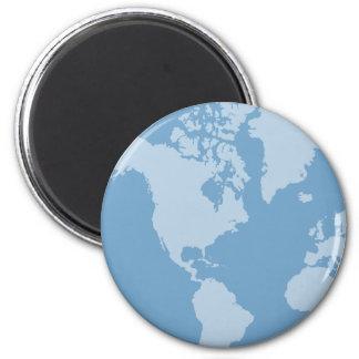 Blue Earth Magnet