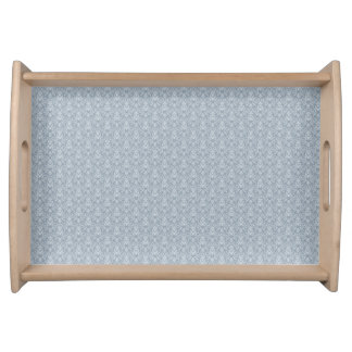 Blue Elegance Small Serving Tray