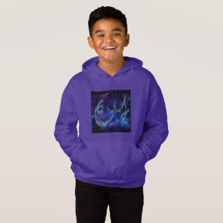Blue Elier YouTube jacket