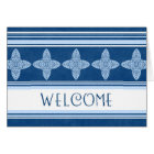Blue Employee Welcome to the Team Card