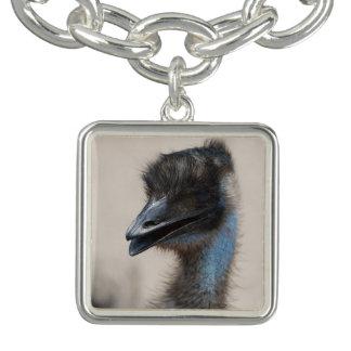Blue Emu Charm Bracelets