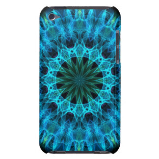 Blue Energy Kaleidoscope iPod Touch Covers