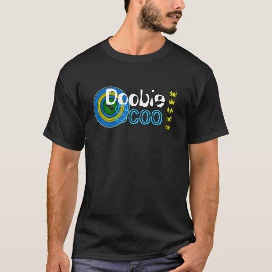 blue eye, Doobie Scoo, Scoobie Doo T-Shirt