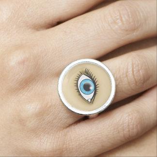 Blue Eye icon Photo Rings