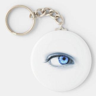 Blue Eye Keychains