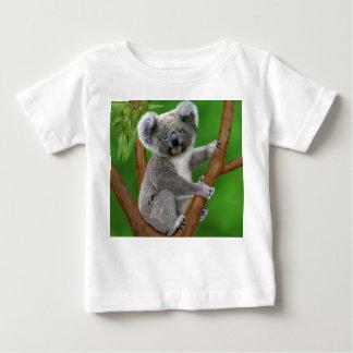 Blue-Eyed Baby Koala Bear Baby T-Shirt