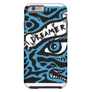 Blue Eyed Dreamer Tough iPhone 6 Case