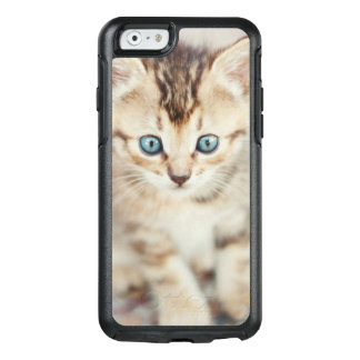 Blue Eyed Kitty OtterBox iPhone 6/6s Case
