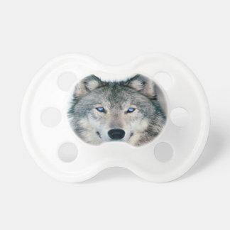 Blue Eyed Wolf Dummy