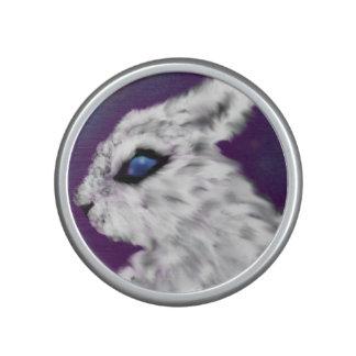 Blue Eyes (bunny) Bluetooth Speaker