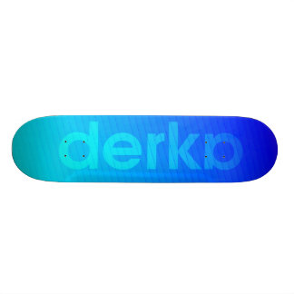 Blue Eyes Derka Skateboards