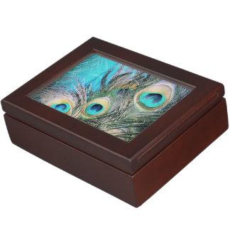 Blue Eyes Keepsake Box