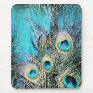 Blue Eyes Mouse Pad