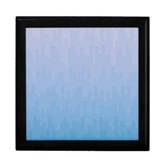 Blue Fade Gift Box