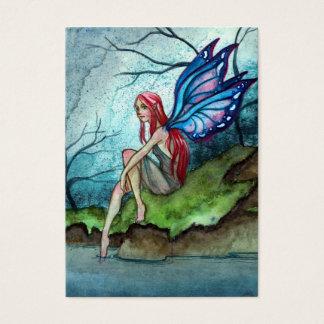 Blue Fairy Business Card