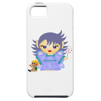Blue Fairy iPhone 5 Covers