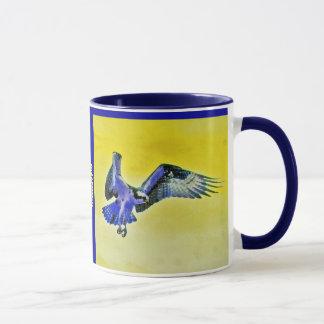 Blue Falcon Mug