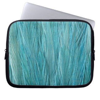 Blue Feathers Laptop Sleeve