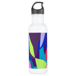 Blue Fire Deep Purple 710 Ml Water Bottle