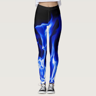 Blue Fire legging