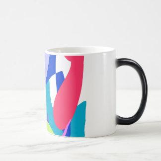 Blue Fire Mug