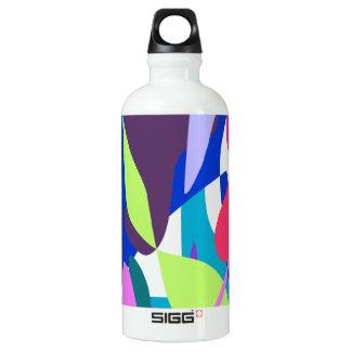 Blue Fire SIGG Traveller 0.6L Water Bottle