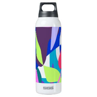 Blue Fire 16 Oz Insulated SIGG Thermos Water Bottle