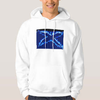 blue-fire-x hoodie
