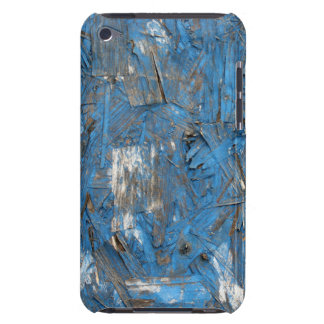 Blue Flaked Paint Case iPod Touch Covers