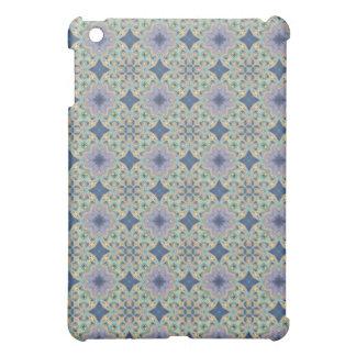 Blue Floral iPad Mini Cases
