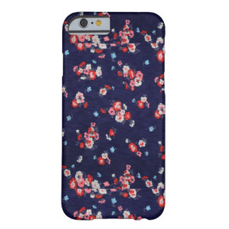 Blue Floral Iphone 6/6s Phone Case